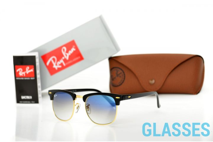 Ray Ban Clubmaster 3016blue-gl