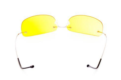 Водительские очки L01 yellow