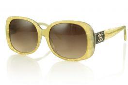 Солнцезащитные очки, Женские очки Chanel 5234green